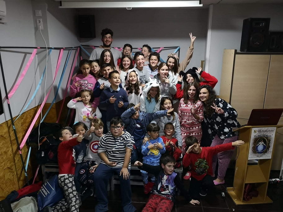fiesta pijamas
