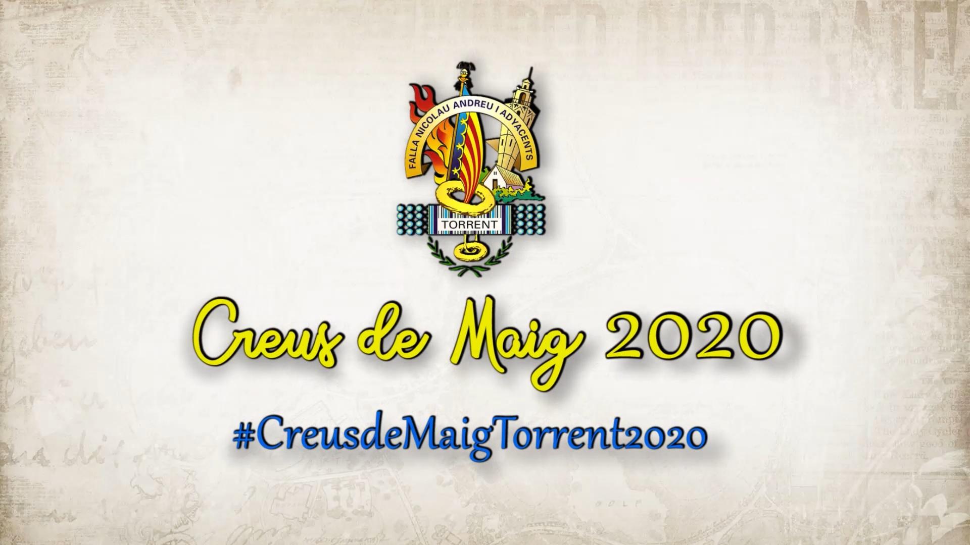 Creus de Maig 2020