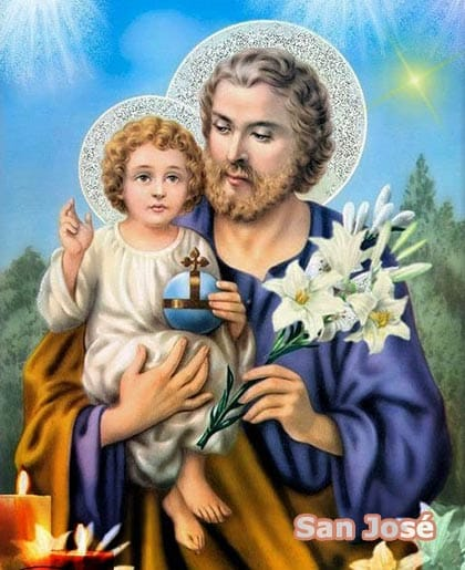 Feliç dia de Sant Josep